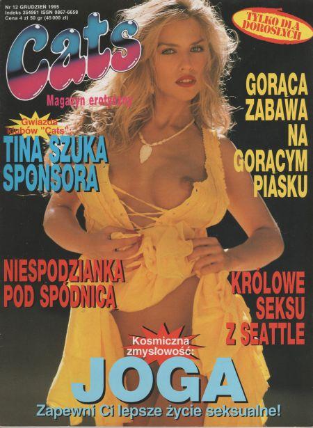 CATS magazyn erotyczny № 12 (1995)
