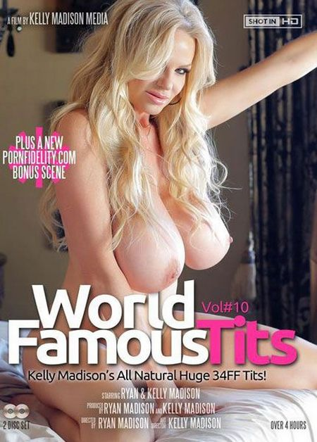 Kelly Madison's World Famous Tits 10 [2015] DVDRip
