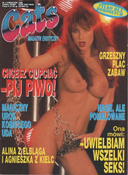 CATS magazyn erotyczny № 4 (1996)