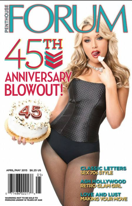 Penthouse Forum � 4-5 (April-May 2015)