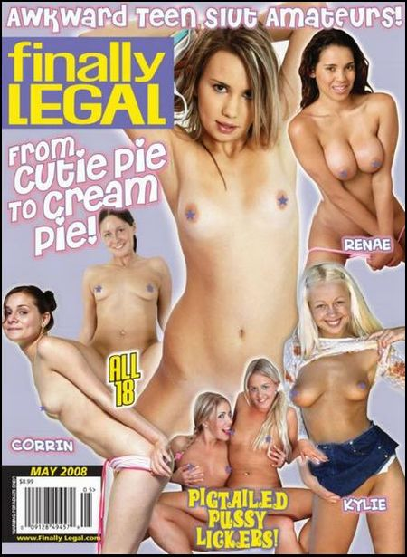 Finally Legal № 5 (May 2008)