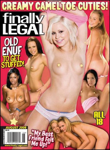 Finally Legal № 8 (August 2008)