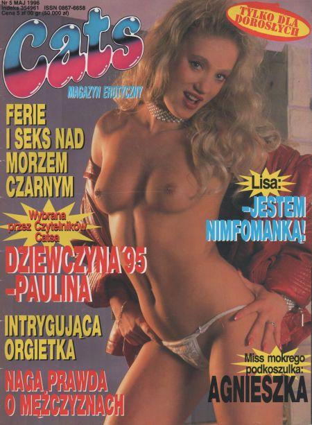 CATS magazyn erotyczny № 5 (1996)