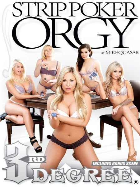 Strip Poker Orgy (2015) WEBRip-SD