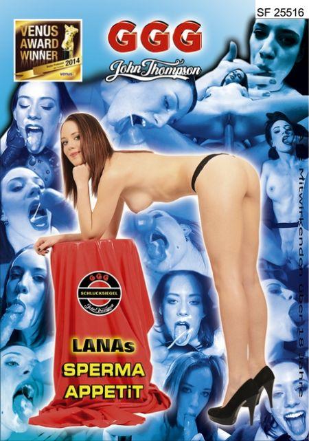 GGG - LANAs Sperma Appetit / Спермо - Аппетит Ланы [2015] HDRip