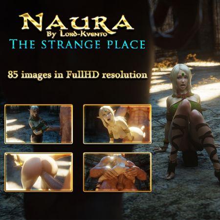 Naura - The Strange place
