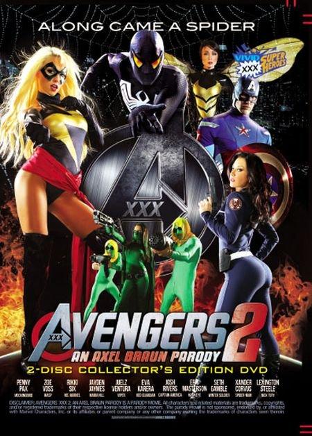 Avengers XXX 2: An Axel Braun Parody (2015) WEBRip-SD