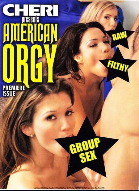 Cheri - American Orgy