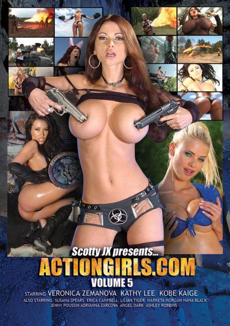 Боевые Девушки. Часть 5 [2008] DVDRip