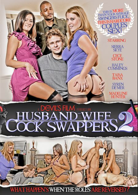 Husband Wife Cock Swappers 2 / Муж И Жена Обмениваются Членами 2 [2015] DVDRip