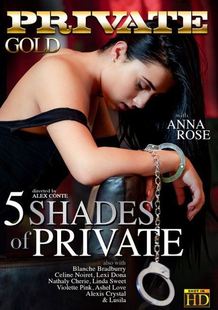 Private Gold 192. 5 Shades Of Private / 5 оттенков приват [2015] WEB-DL