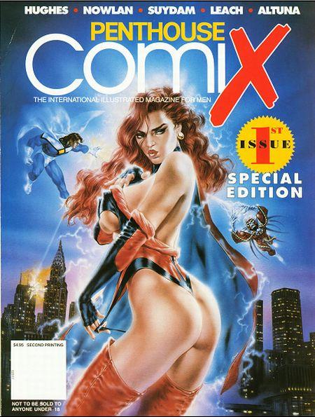 PENTHOUSE COMIX � 01