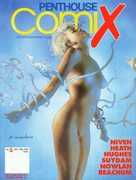 PENTHOUSE COMIX � 05