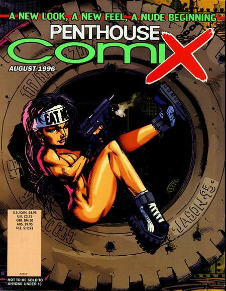 PENTHOUSE COMIX � 14