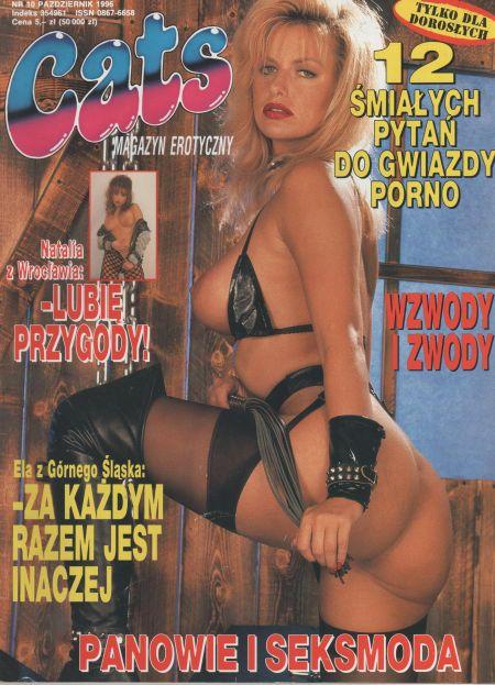 CATS magazyn erotyczny № 10 (1996)