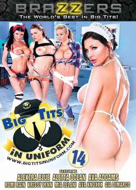 Big Tits In Uniform 14 / Большие сиськи в униформе 14 [2015]