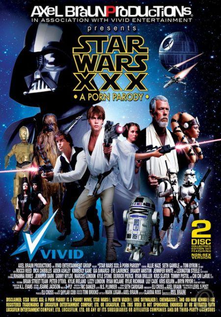 Star Wars: XXX A Porn Parody / Звездные Войны: XXX Пародия [2011] 720p, WEB-DL