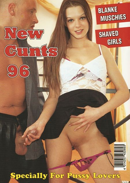 Color Climax NEW CUNTS № 96