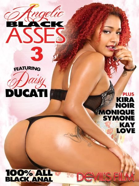 Angelic Black Asses 3 (2015) WEBRip-SD