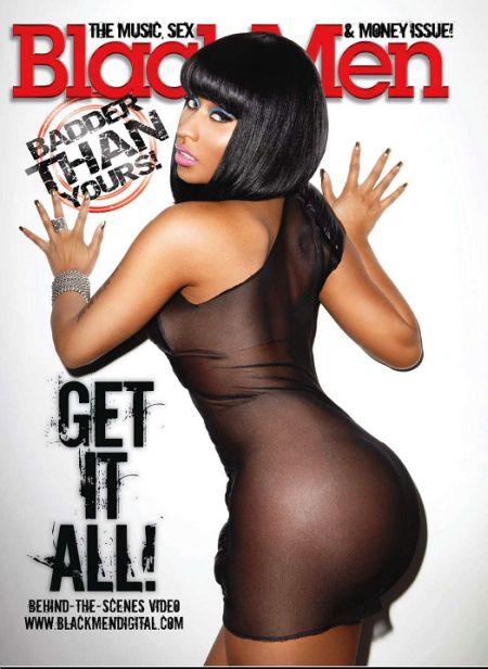 BlackMen № 8-9 (August - September 2010)