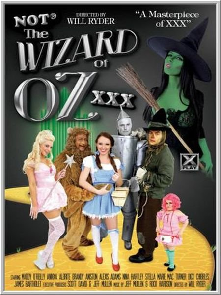 Not The Wizard of Oz XXX (2013) DVDRip