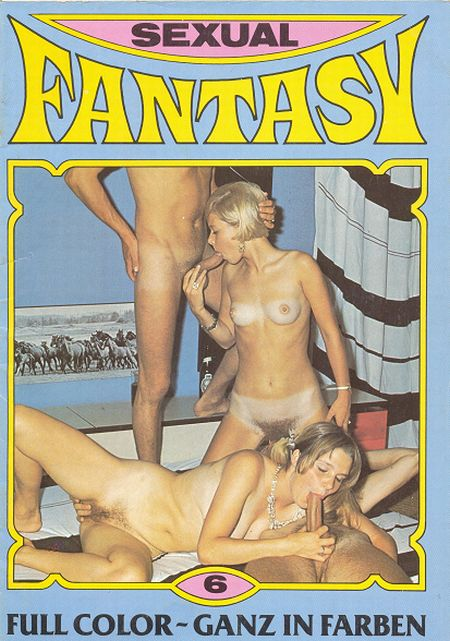 Color Climax - Sexual Fantasy № 6
