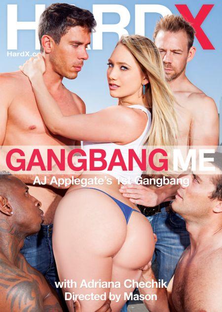 Gangbang Me 1 / Трахните Меня Группой 1 [2014] WEB-DL