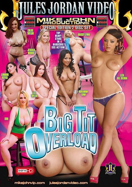 Big Tit Overload / Перегрузка Больших Сисек [2015] DVDRip