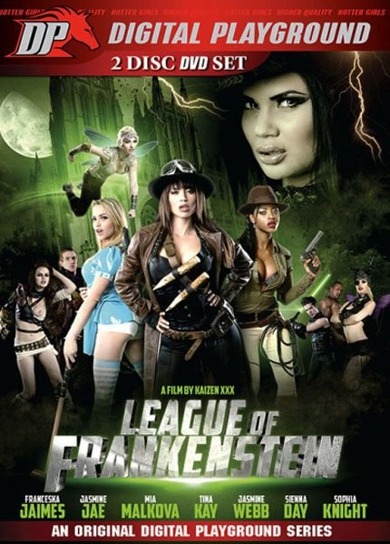 League Of Frankenstein (2015) WEBRip-SD