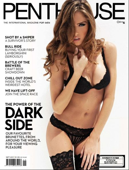 Penthouse № 9 (September 2015) Australia