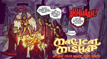 Magical Mishap