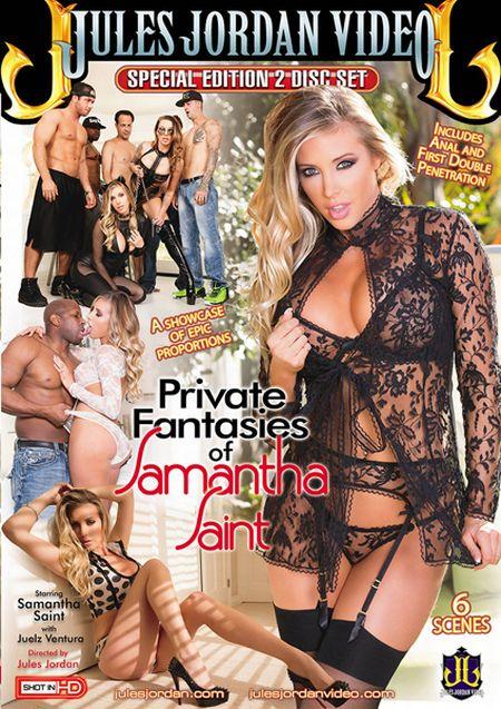 Private Fantasies Of Samantha Saint / Приватные фантазии Саманты Сэйнт [2015]