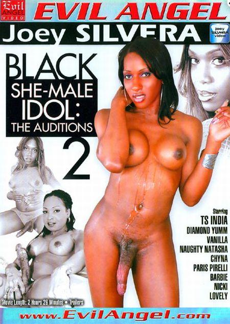 Black Shemale Idol 2 / Темнокожие транссексуальные кумиры 2 [2011]