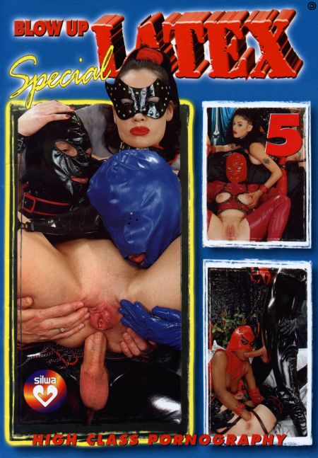 BLOW UP SPECIAL LATEX № 5 (10-2000)