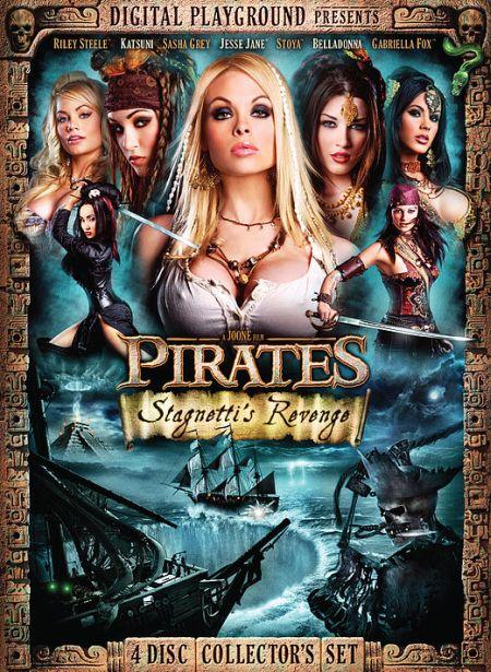 Pirates 2 - Stagnettis Revenge / Пираты-2. Месть Стагнетти [2008] (RUS) DVDRip