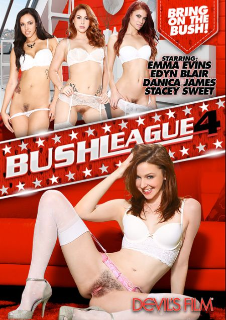 Bush League 4 / Волосатая Лига 4 [2015] DVDRip