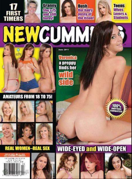 Newcummers №6 (June 2011)