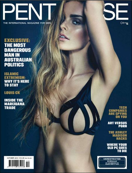 Penthouse № 10 (October 2015) Australia