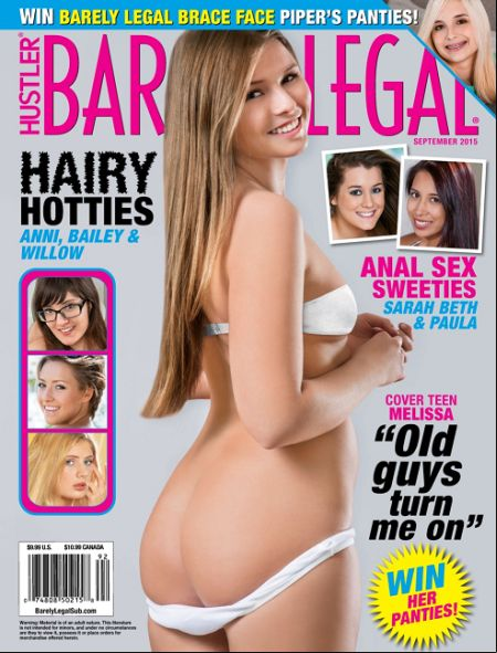 Barely Legal № 9 (September 2015)