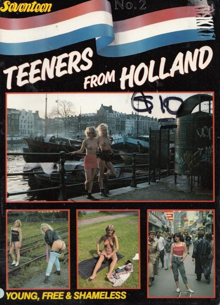 Teeners from Holland 02