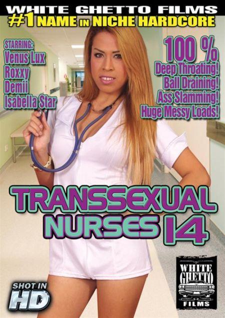Transsexual Nurses 14 / Транссексуальные Медсестры 14 [2015]