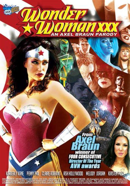 Wonder Woman XXX / Чудо Женщина XXX [2015]