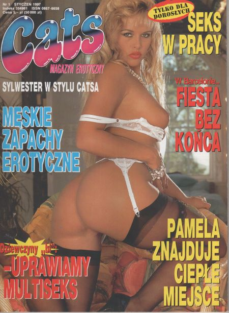 CATS magazyn erotyczny № 1 (1997)