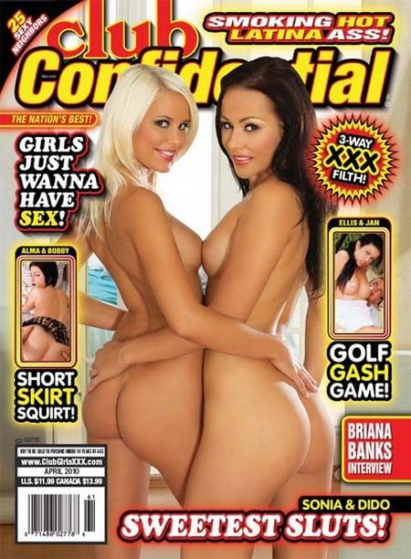 Club Confidential № 4 (April 2010)