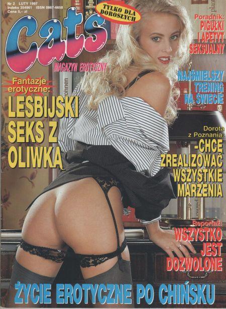 CATS magazyn erotyczny № 2 (1997)