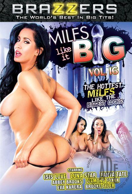 MILFS Like It Big 16 / Мамочки Любят Большие 16 [2013]