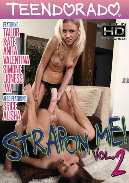 Strapon Me! 2 / Отстрапонь меня! 2 [2014]
