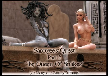 Saroyee's Quest 2 - The Queen Of Snakes