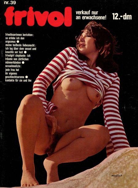 FRIVOL MAGAZINE № 39