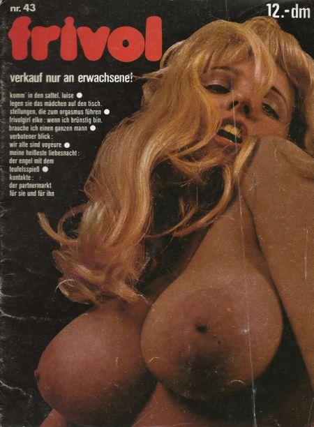 FRIVOL MAGAZINE № 43